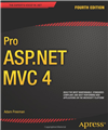Cover of Pro ASP.NET MVC 4